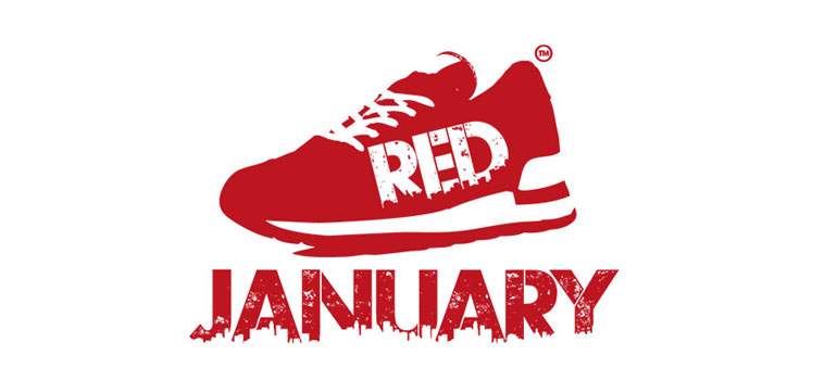 Our Flock Member shares her result so far for Red January