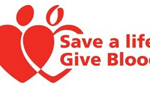 Save a life: Give Blood