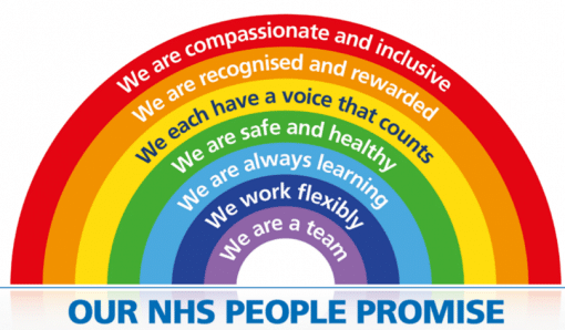 Our NHS People promise