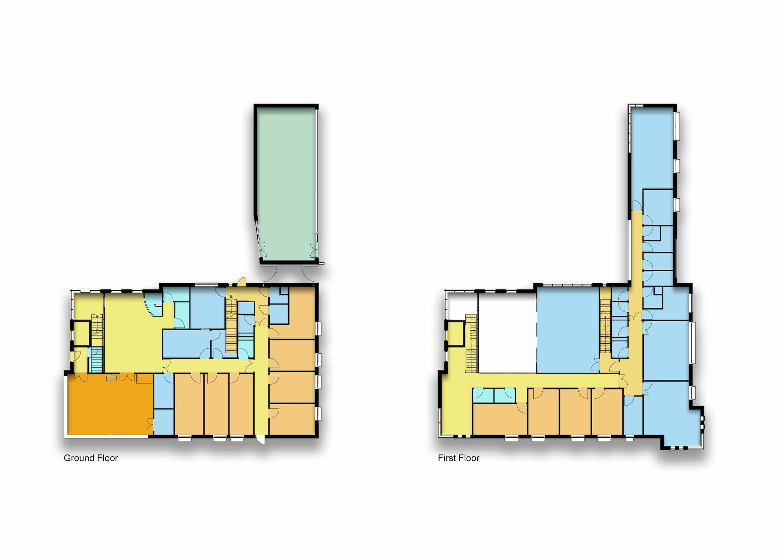 Aspull Health and Wellbeing Village floor plan