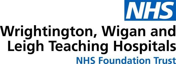 Wrightington, Wigan and Leigh Teaching Hospitals NHS Foundation Trust logo