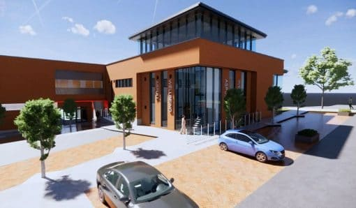 Aspull Health and Wellbeing Centre
